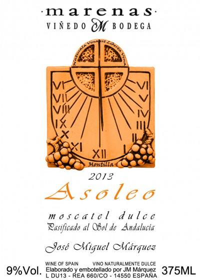 13 ASOLEO DULCE